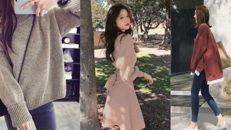 『韓妞穿搭指南』輕鬆搭出學院風、氣質款、韓妞風格造型!