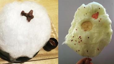 每次看到棉花糖就是覺得好夢幻,不同口感的棉花糖都好想嚐嚐看!