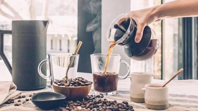 下午需要提神一下!光看就有味道的濾掛咖啡,香氣好迷人