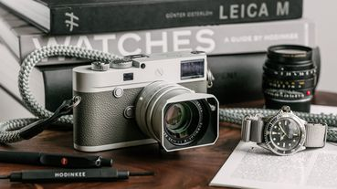 Leica M10-P 'Ghost Edition' For HODINKEE 限量版 展現潛水腕錶與測距式相機的交會