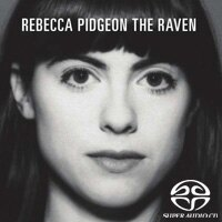 蕾貝卡.碧瑾:大烏鴉 Rebecca Pidgeon: The Raven (SACD) 【Chesky】