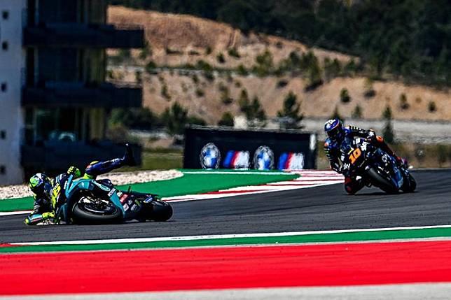 Jadwal MotoGP Hari Ini: Marc Marquez Unjuk Gigi di Jerez, Valentino Rossi Memble Lagi?