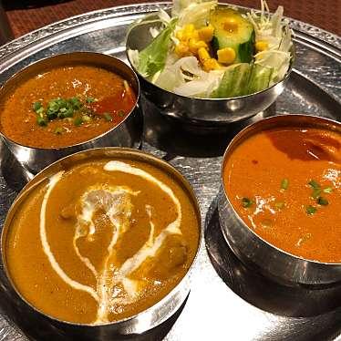 実際訪問したユーザーが直接撮影して投稿した新宿インド料理Indian Cuisine&Bar グランドダージリン 新宿店の写真