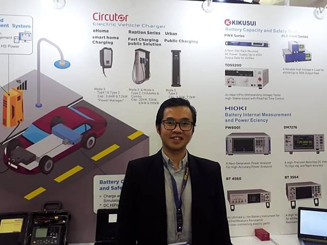 Stevanus, Direktur PT Hitech Solution Power System