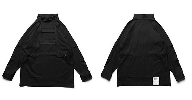 Multi Pockets Anorak(互聯網)