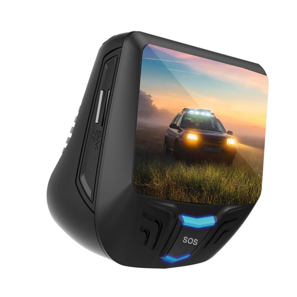 雷達眼 wifi監控 CXR-869 免支架行車紀錄警示器(含室外機)