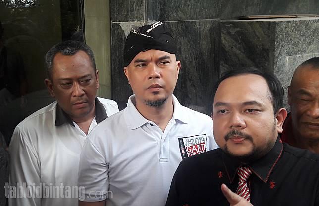 Pengacara: Ahmad Dhani Bebas 28 Desember 2019