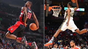 球員實著 / 2013 NBA 灌籃大賽選手實著特輯