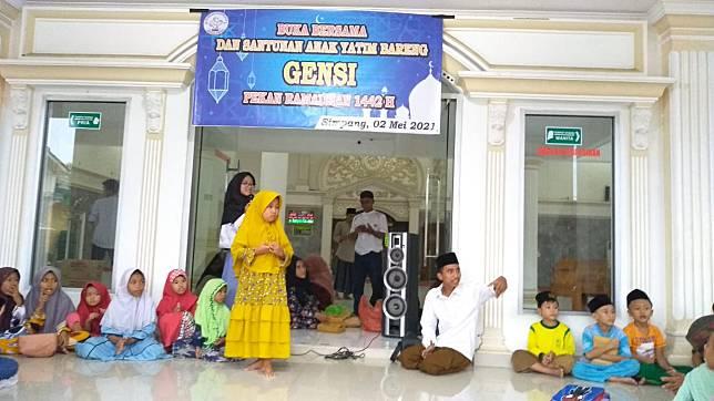 OKP Gensi Gelar Pekan Ramadhan, Tingkatkan Kebersamaan dan Nilai Sosial