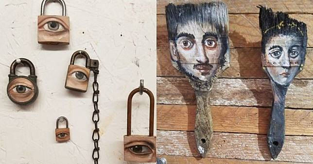10 Karya seni dari barang usang ini dijamin bikin terpukau
