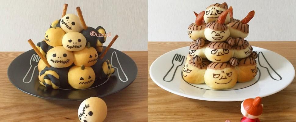 日本手撕麵包大變身,這樣你捨得吃嗎?