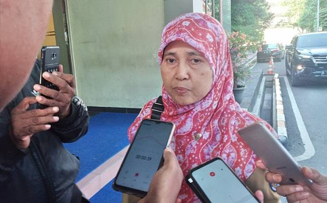 Kepala Dinkes Kota Depok, Novarita menyatakan 26 orang positif covid-19 dalam klaster pertemuan di Sukmajaya, Depok. (Foto: Antara)