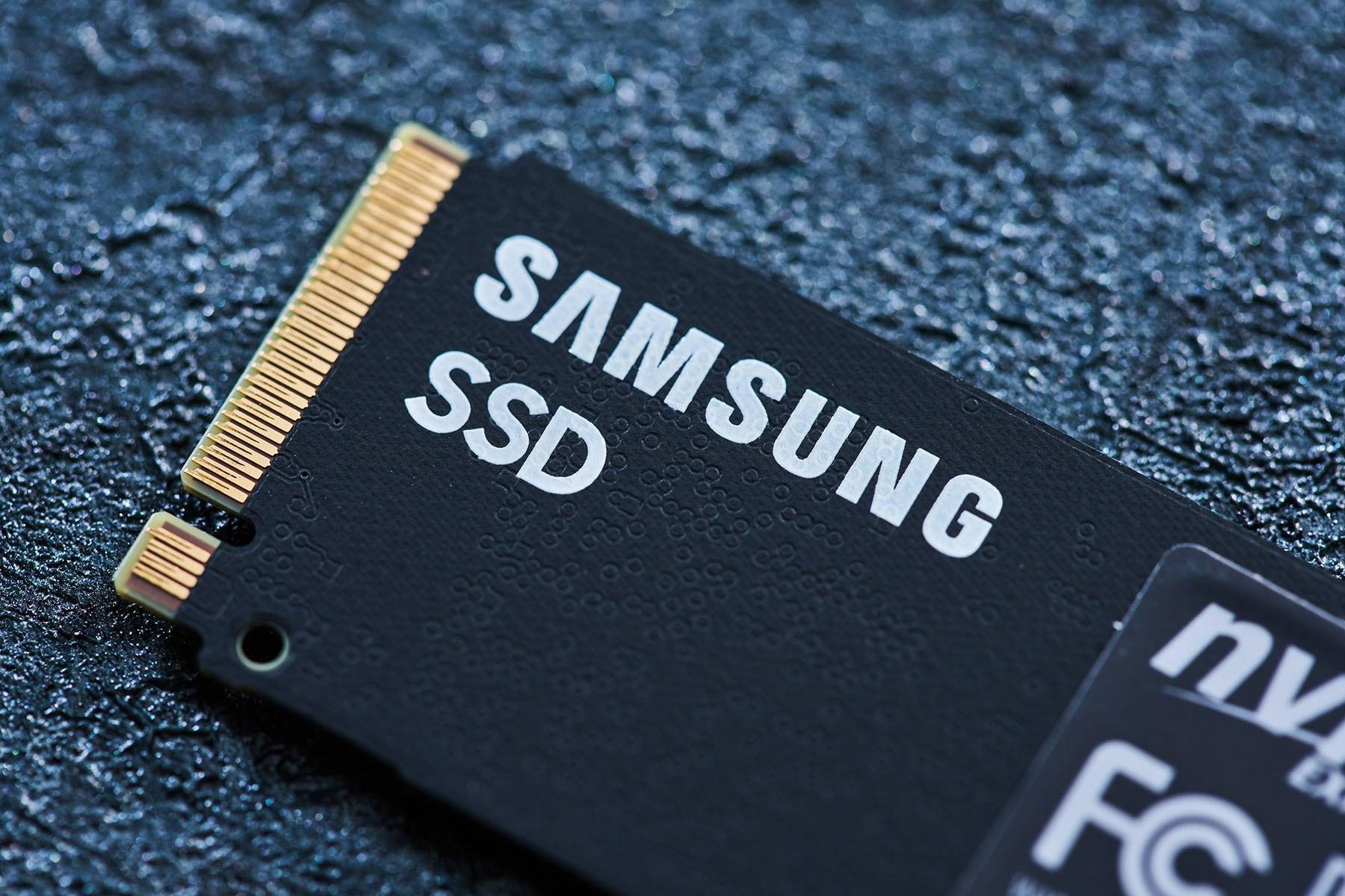 Samsung 980 PRO 的接口為 M key 形式。