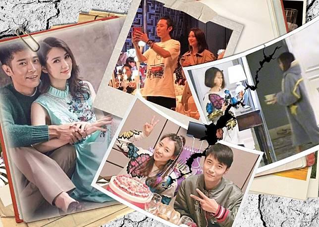 洪欣與張丹峰的婚姻被經理人畢瀅介入,歷時個半月後,兩夫妻終於和好如初。