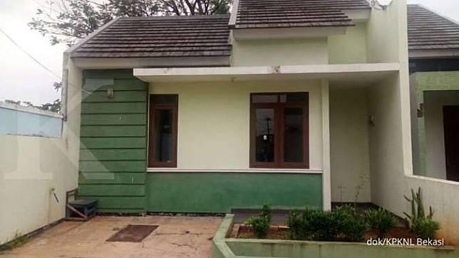 Lelang Rumah Murah Di Bekasi Harga Hanya Rp 290 An Juta Kontan Co Id Line Today