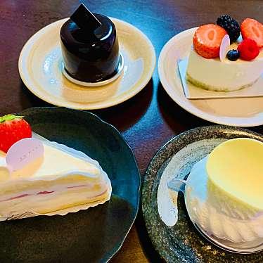 パティスリー ル シエル 船橋本町通り店のundefinedに実際訪問訪問したユーザーunknownさんが新しく投稿した新着口コミの写真