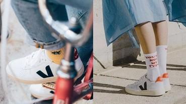 秒殺 Stan Smith! 6 個世界超火紅「小白鞋」品牌