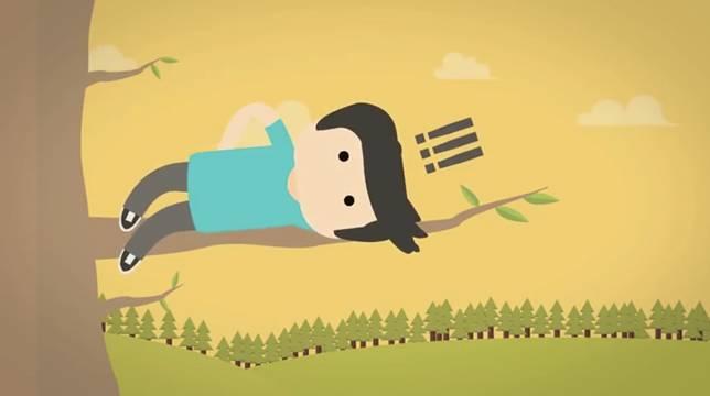 Kalau ngerasa hypnic jerk, sama aja ngerasain tidur seperti koala, tapi sayangnya harus terjatuh dari pohon. Memang bukan ahlinya!