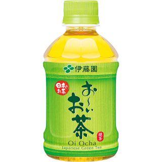 〈伊藤園〉お~いお茶緑茶・健康ミネラルむぎ茶 280ml よりどり2本で