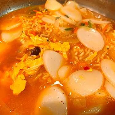 実際訪問したユーザーが直接撮影して投稿した百人町韓国料理カンホドンチキン678の写真