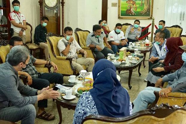 Bogor Raya Minta Pemerintah Pusat Lockdown Jakarta