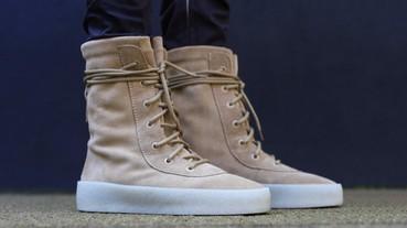 獨立發售的Yeezy Season 2 鞋款要來了,除了長靴之外還有更多女鞋設計