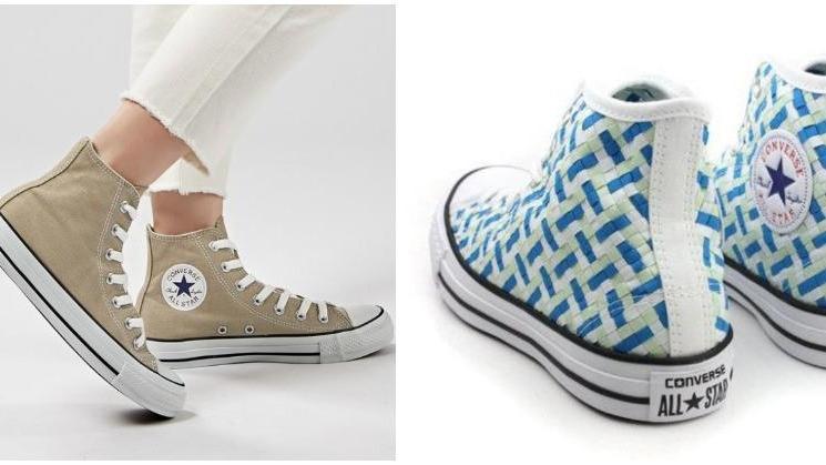 每個人都該有一雙Converse帆布鞋!最強夏季繽紛特殊色~