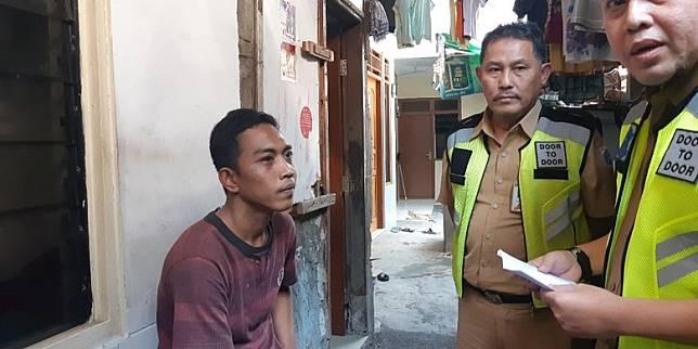 KOMPAS.com/ BONFILIO MAHENDRA WAHANAPUTRA LADJAR