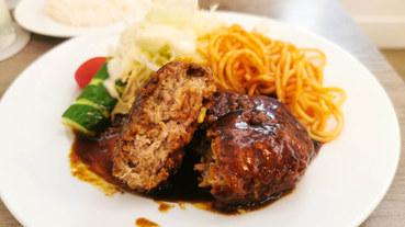(中山站)台北日式洋食-April taipei 日本洋食屋,日本師傅手作漢堡排鄰近台北當代藝術館