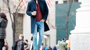 覺得 MA-1 還是不夠暖?一件「羽絨外套」打造冬季帥氣暖男