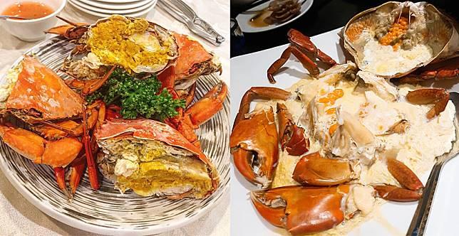秋天真的來了!令人食指大動的秋蟹,老饕都到這5間餐廳吃~