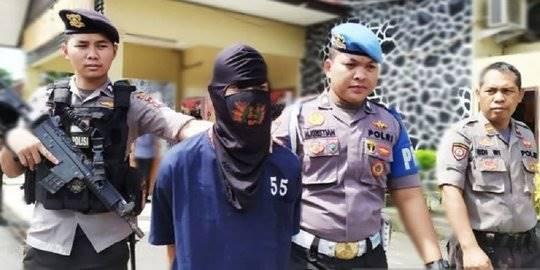 Pemerkosa anak di bawah umur di Kotawaringin Timur. ©2019 Merdeka.com