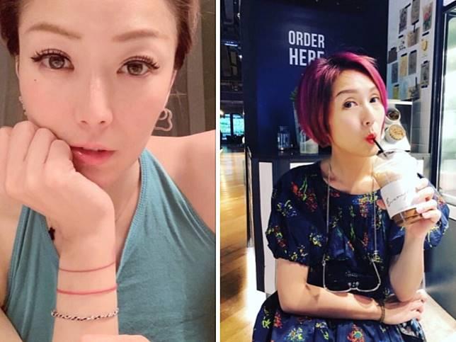鄭秀文跟楊千嬅都是香港樂壇天后級人馬。