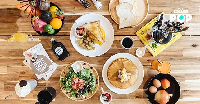 แพนเค้กหนานุ่ม แซนด์วิชอร่อย Breakfast Story มุมอาหารเช้าโปรดที่ใครๆ ก็หลงรัก