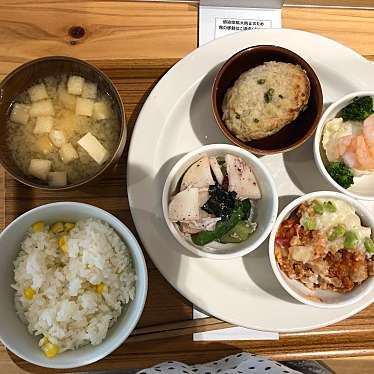 Cafe&Meal MUJIラスカ平塚のundefinedに実際訪問訪問したユーザーunknownさんが新しく投稿した新着口コミの写真