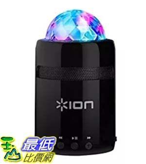 [東京直購] ION Audio Party Starter MK II 舞臺燈 喇叭 Pocket-Sized Speaker