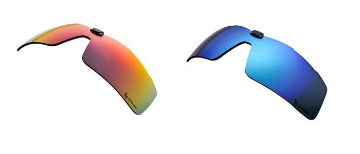 【露營趣】720 armour L318-S15RK L318-S20RB Tack 飛磁換片 Polycarbonate備片 自行車眼鏡 運動太陽眼鏡 兩種類