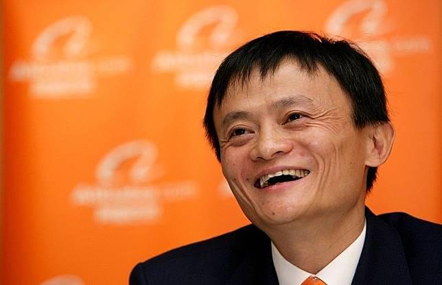 Jack Ma (Pendiri Alibaba)