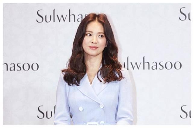 Song Hye Kyo ungkap rencana masa depannya di tahun ini