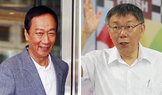 想選2020?蔡正元稱郭柯得證明這項能力贏過韓!