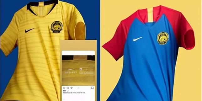 Jersey Timnas Malaysia Ternyata Buatan Indonesia, Suporter Negeri Jiran Kebakaran Jenggot