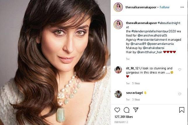 Enggak Nyangka, Pemilik Akun IG Kareena Kapoor Ternyata Orang Indonesia!