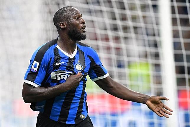 AC Milan Vs Inter Milan 0-2 Lukaku Sumbang Gol
