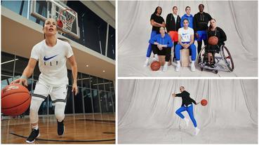 官方新聞 / 符合女生心目中理想的籃球裝備 Nike 發表全新 Swoosh Fly 系列服飾
