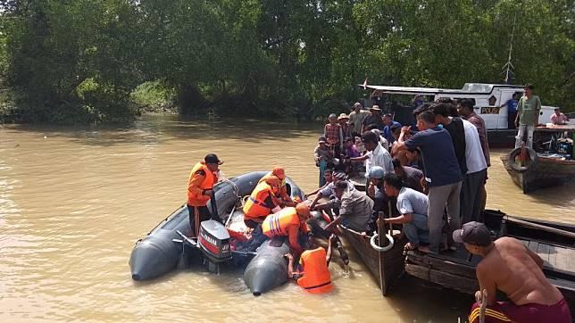 Jasad Wakapolres Labuhanbatu yang Tenggelam Ditemukan