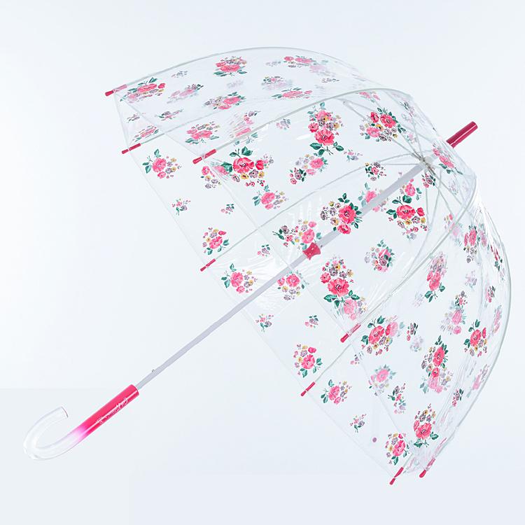 CK鳥籠傘-英倫碎花-Z20004