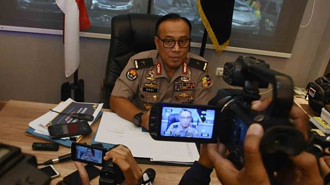Ada Saksi Baru Polisi Akan Gambar Sketsa Penembak Misterius 21 22 Mei