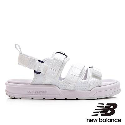 New Balance 涼拖鞋 SD3205WWN-D 中性 白色