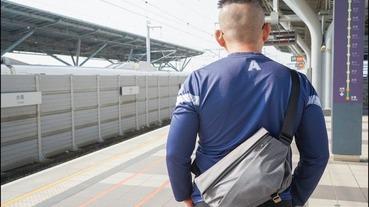 Radiant R1 極速行動單肩包 開箱 – 各種情境都適用的創意時尚斜背包