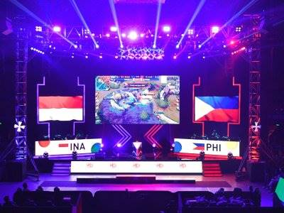 Setelah Berjuang, Tim Mobile Legends Indonesia Harus Puas Dengan Perak